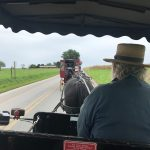 Our Amish Driver explaining his way of life!
