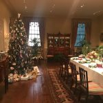 Formal Dinning Room Christmas Tree