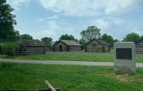 Guided Bus Tour of Valley Forge Park