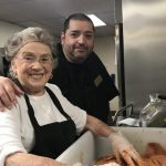 Chef Jimmy and Maureen!
